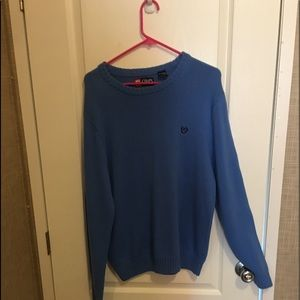 Chaps men's sweater top size large